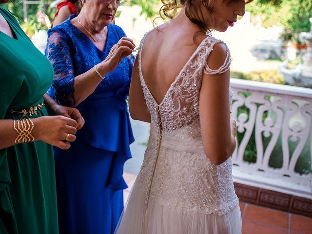 La boda de David y Silvia en Torrelodones, Madrid 7
