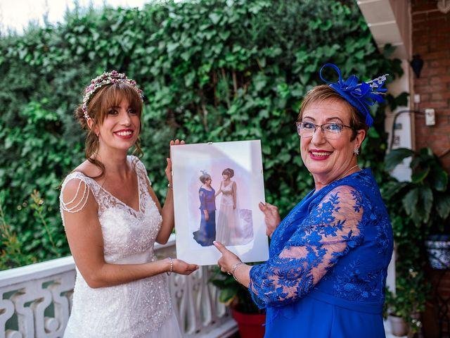 La boda de David y Silvia en Torrelodones, Madrid 13