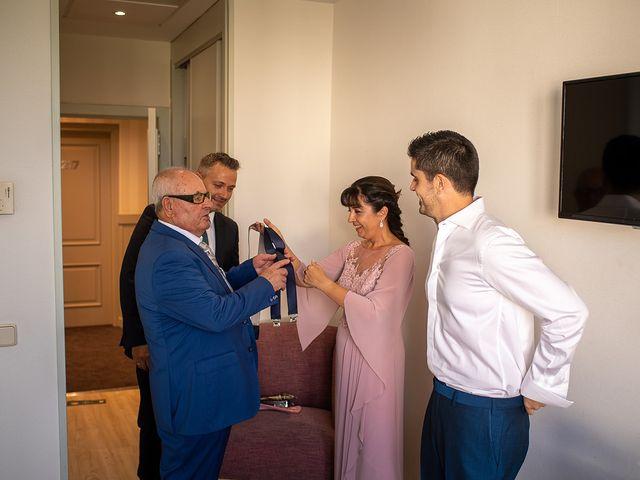 La boda de David y Silvia en Torrelodones, Madrid 18