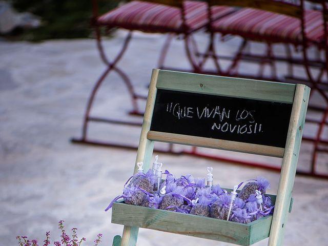 La boda de David y Silvia en Torrelodones, Madrid 27