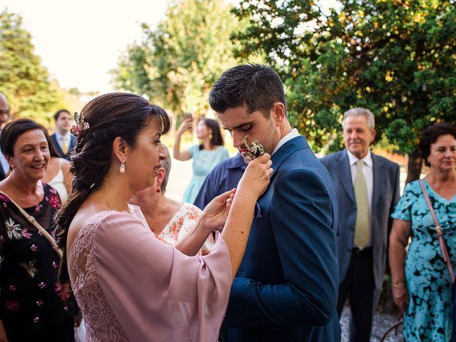 La boda de David y Silvia en Torrelodones, Madrid 37