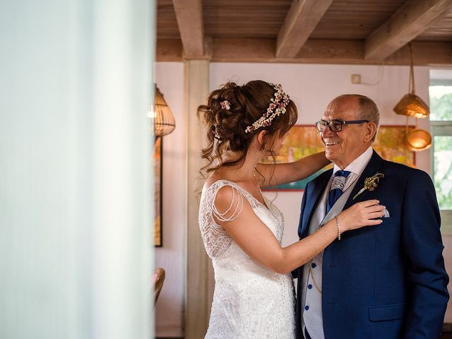La boda de David y Silvia en Torrelodones, Madrid 41