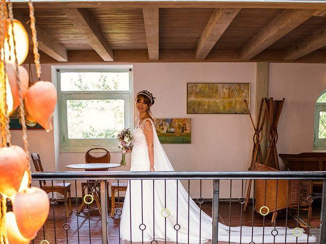 La boda de David y Silvia en Torrelodones, Madrid 43