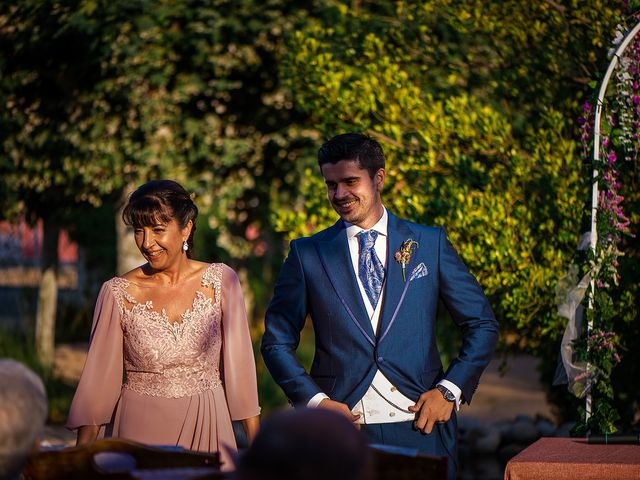 La boda de David y Silvia en Torrelodones, Madrid 45