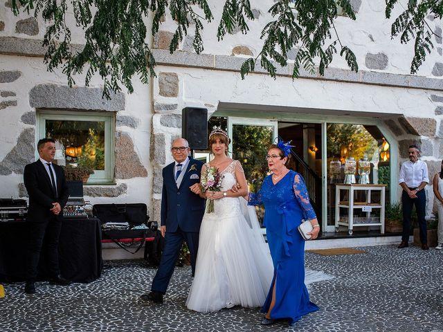 La boda de David y Silvia en Torrelodones, Madrid 47
