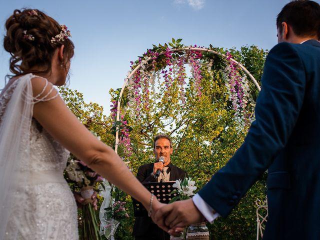 La boda de David y Silvia en Torrelodones, Madrid 49