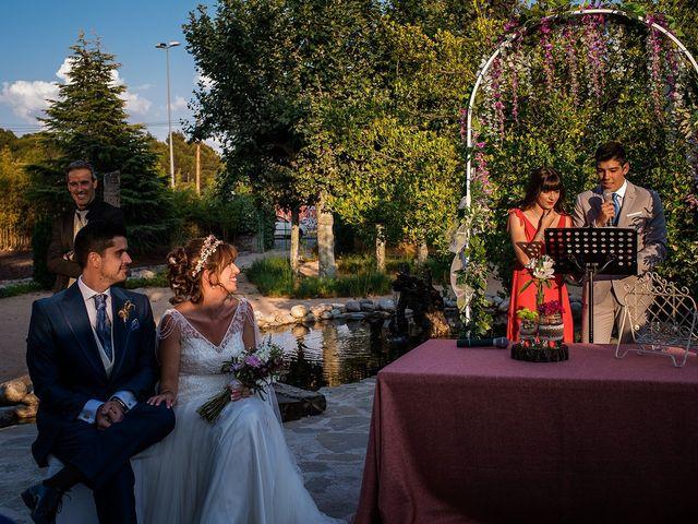 La boda de David y Silvia en Torrelodones, Madrid 51