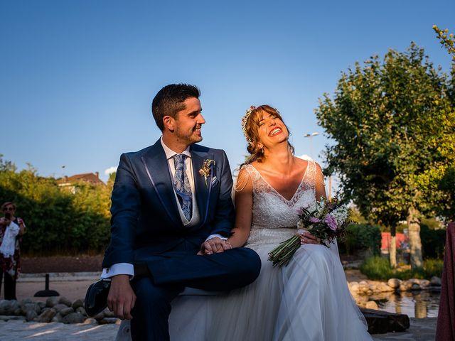 La boda de David y Silvia en Torrelodones, Madrid 52