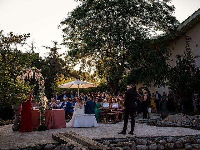 La boda de David y Silvia en Torrelodones, Madrid 53