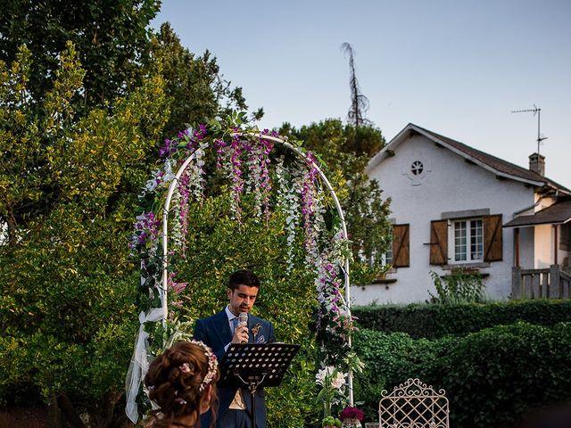 La boda de David y Silvia en Torrelodones, Madrid 56