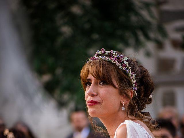 La boda de David y Silvia en Torrelodones, Madrid 57