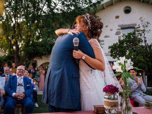 La boda de David y Silvia en Torrelodones, Madrid 61