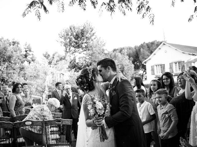 La boda de David y Silvia en Torrelodones, Madrid 64