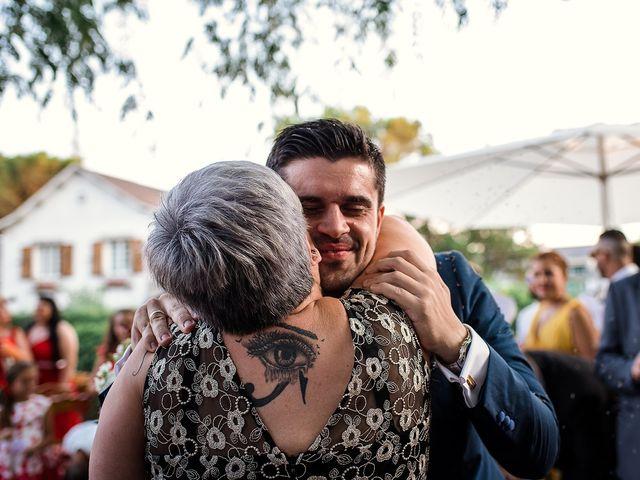 La boda de David y Silvia en Torrelodones, Madrid 65