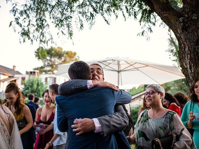 La boda de David y Silvia en Torrelodones, Madrid 67