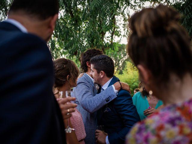 La boda de David y Silvia en Torrelodones, Madrid 69