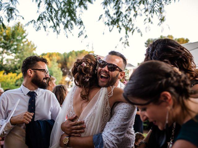 La boda de David y Silvia en Torrelodones, Madrid 70
