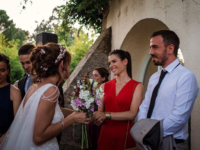 La boda de David y Silvia en Torrelodones, Madrid 71