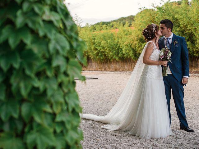 La boda de David y Silvia en Torrelodones, Madrid 72