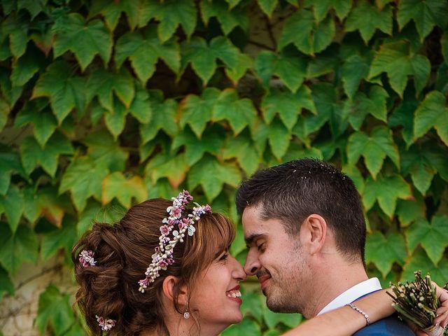 La boda de David y Silvia en Torrelodones, Madrid 73