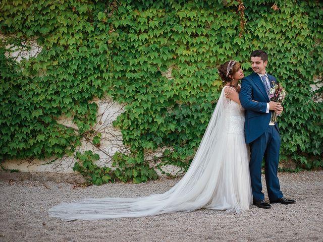 La boda de David y Silvia en Torrelodones, Madrid 74