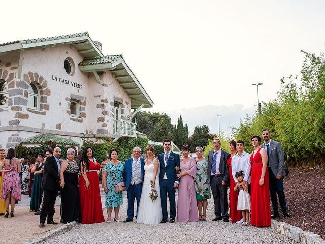 La boda de David y Silvia en Torrelodones, Madrid 79