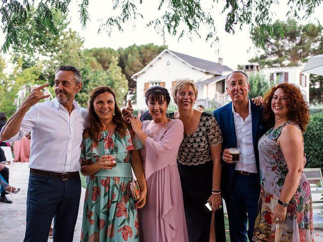 La boda de David y Silvia en Torrelodones, Madrid 80