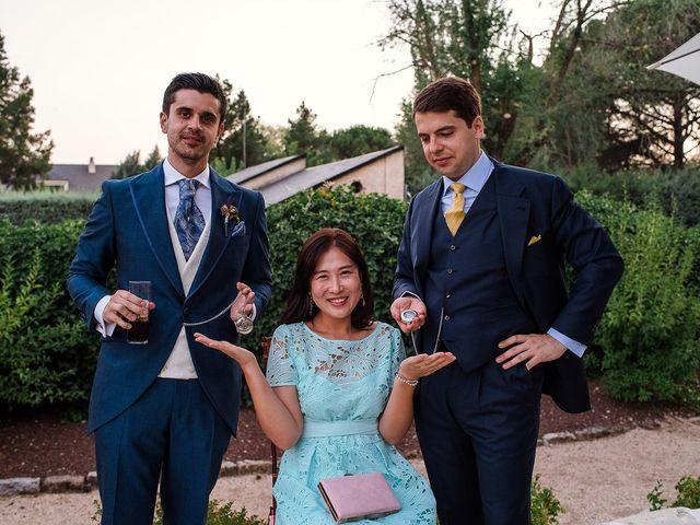 La boda de David y Silvia en Torrelodones, Madrid 85