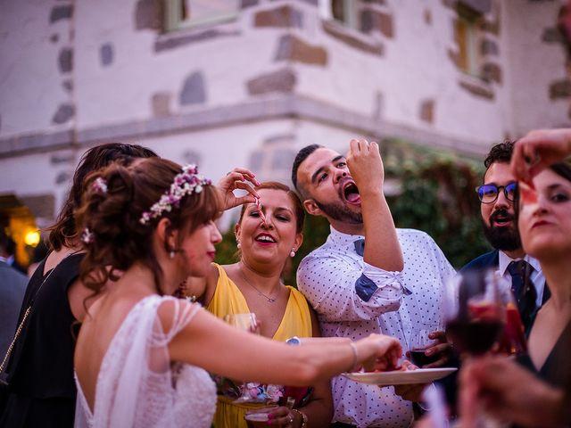 La boda de David y Silvia en Torrelodones, Madrid 87