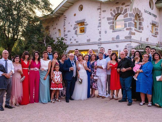 La boda de David y Silvia en Torrelodones, Madrid 88