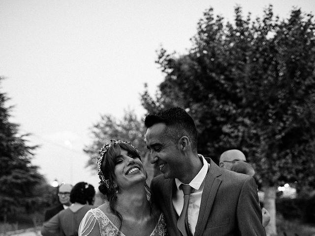 La boda de David y Silvia en Torrelodones, Madrid 90