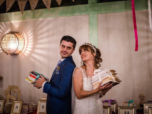 La boda de David y Silvia en Torrelodones, Madrid 94