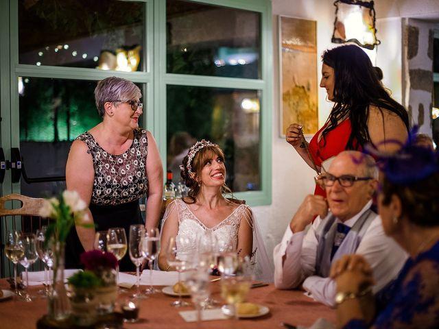 La boda de David y Silvia en Torrelodones, Madrid 100