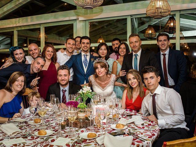 La boda de David y Silvia en Torrelodones, Madrid 103