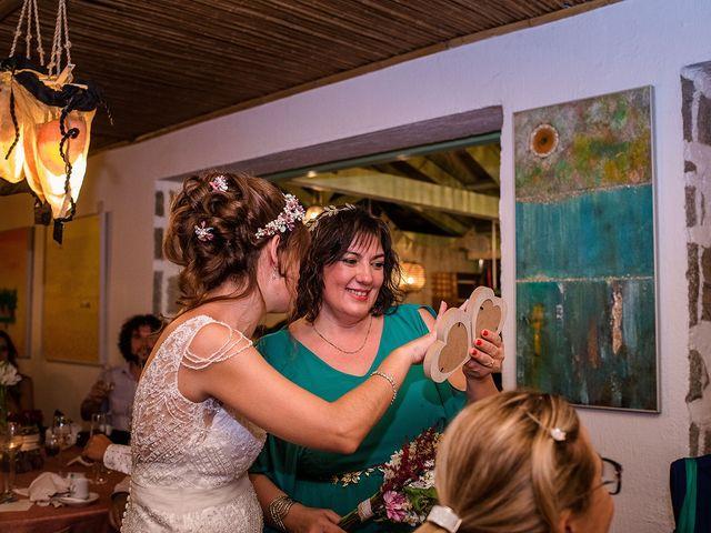 La boda de David y Silvia en Torrelodones, Madrid 104