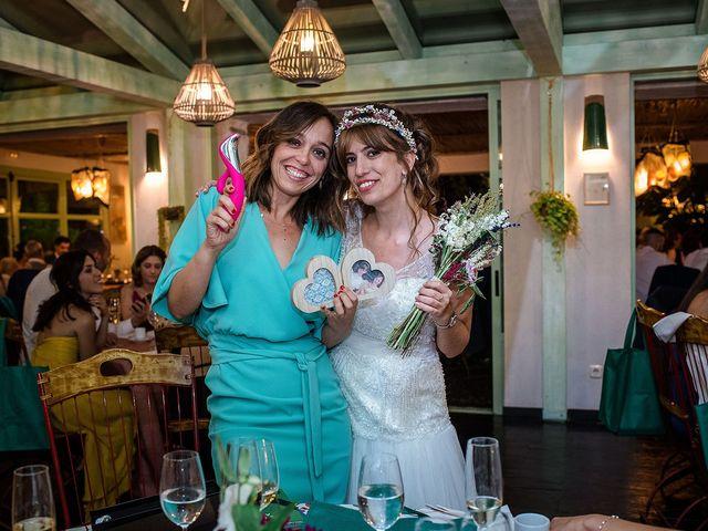 La boda de David y Silvia en Torrelodones, Madrid 106