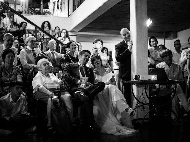 La boda de David y Silvia en Torrelodones, Madrid 108