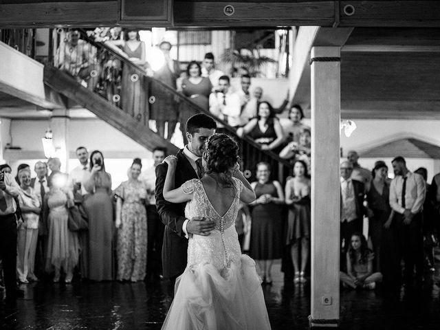 La boda de David y Silvia en Torrelodones, Madrid 112