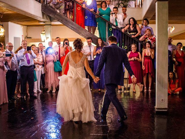 La boda de David y Silvia en Torrelodones, Madrid 114