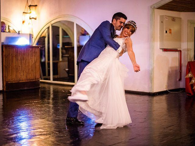 La boda de David y Silvia en Torrelodones, Madrid 115