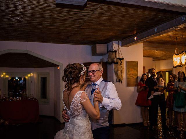 La boda de David y Silvia en Torrelodones, Madrid 116