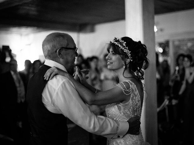 La boda de David y Silvia en Torrelodones, Madrid 117