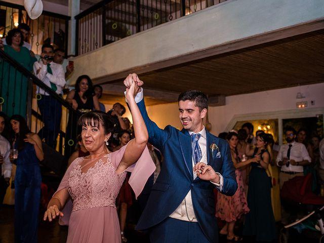 La boda de David y Silvia en Torrelodones, Madrid 118