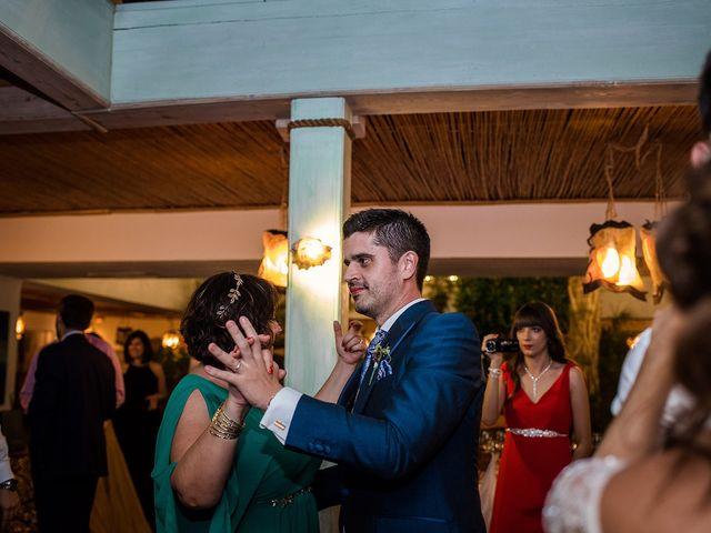 La boda de David y Silvia en Torrelodones, Madrid 121