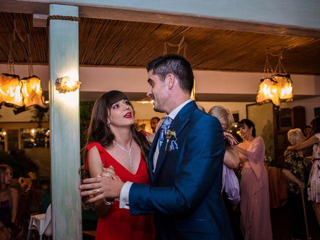La boda de David y Silvia en Torrelodones, Madrid 122