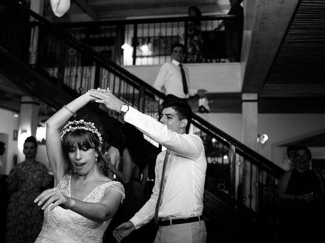 La boda de David y Silvia en Torrelodones, Madrid 124