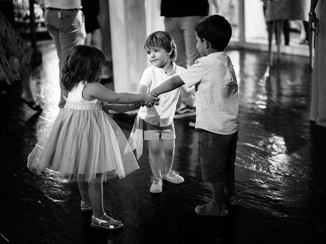La boda de David y Silvia en Torrelodones, Madrid 125