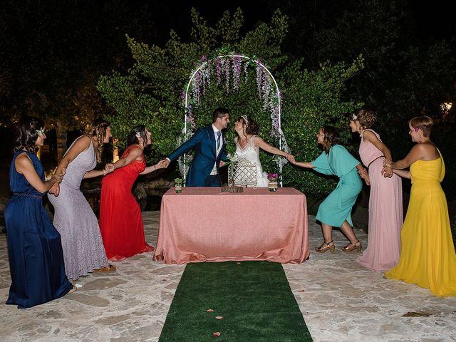 La boda de David y Silvia en Torrelodones, Madrid 133