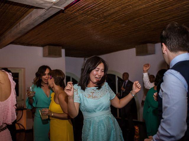 La boda de David y Silvia en Torrelodones, Madrid 137