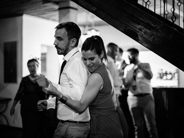 La boda de David y Silvia en Torrelodones, Madrid 138